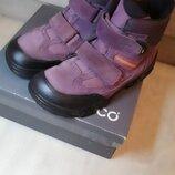 Ботинки Ессо, Goge-Tex, зима. Стелька 23 см
