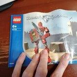 Lego 8773 kingdom santis оригинал.