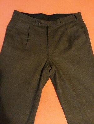 Классические серые мужские брюки Daniel Hechter