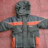 Зимняя куртка 1-2 года