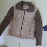 Reserved вельветова куртка S