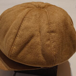 Женская зимняя шапка, кепка, кепи, берет 57р