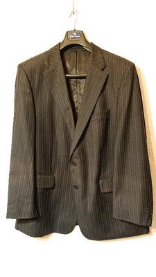 Мужской классический пиджак Voronin 2XL-3XL наш 56-58-60р большой размер шерсть