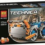 Конструктор Bela 10822 Бульдозер аналог Lego Technic 42071 , 171 дет