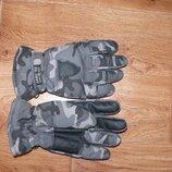 Лыжные перчатки, мужские, размер XL и М