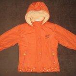 Демисезонная куртка Papagino , девочка 4-5 лет, рост 110 см