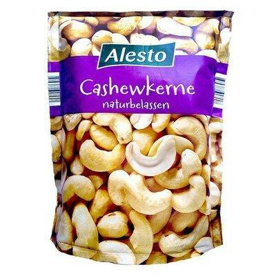 Alesto орехи кешью 200 g decase.com.ua 0956616262 предлагаем Вам Alesto орехи кешью Вес - 200 грамм