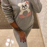 Пижама женская ночная рубашка Fawn