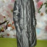 пальто женское L демисезонно-зимнее