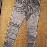 Обалденные фирменные укороченные джинсы