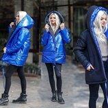 Двухсторонняя куртка Размеры - 42-44, 46-48, 50-52, 54-56