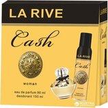 La Rive Cash Woman парфюмированная вода 90 мл дезодорант 150 мл