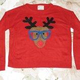 Новогодний свитер New Look