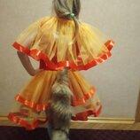 Лисичка лиса костюм лисички