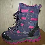 Сапожки чобітки нові зимові теплі Everest® Оригінал Німеччина р.27стелька 17,5 см