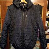 Р. 62-64.Зимний мужской пуховик, куртка, курточка. Большого размера. Батал.