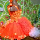 Лисичка.карнавальный костюм лисички.Комтюм лисы.