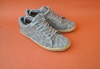 Тканевые спортивные туфли Party 40р 26см
