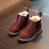 Ботинки зимние для мальчика и для девочки