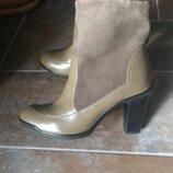 Зимові фірмові ботинки MONARCH
