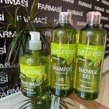 Набор шампунь, гель для душа, мыло Oliva Farmasi, олива Фармаси,турция