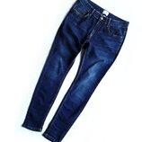 Стрейчевые джинсы c высокой посадкой от Pull& Bear