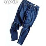 Стрейчевые джинсы c высокой посадкой от Mark's and Spencer