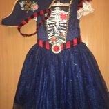карнавальное платье пиратка разбойница