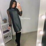 Стильное платье,2 цвета