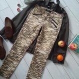 Maison Scotch стильные узкие джинсы на высокой посадке 27 44-46