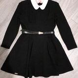 Шкільна сукня на холодну пору року. 140 см. Suzie
