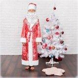 Детский новогодний костюм Дед Мороз