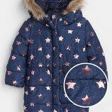 Детский пуховик пальто зимняя куртка Gap Factory Гэп 4, 5 лет