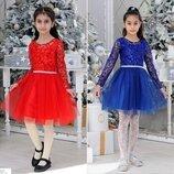 Крутезні нарядні платтячка для дівчаток Модниця