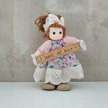 Интерьерная кукла сувенир