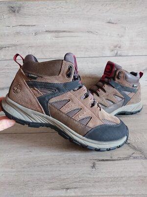 Ботинки трекинговые Тимберленд Timberland salder pass hiking gore-tex 43.5р 28 см