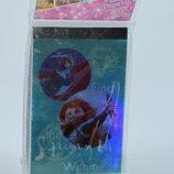 новый блокнот Disney princess holographic journal оригинал сша размер 15х9,5 см