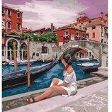Картина по номерам Идейка. Удивительная Венеция 40 50 см KHO4658