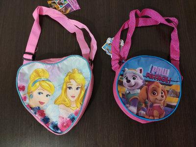 Детская сумка Щенячий патруль Скай Эверест Принцессы Дисней Минни Маус