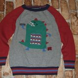 кофта свитер мальчику 5-6 лет TU котон сток