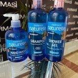 Набор шампунь и гель и мыло Farmasi с морскими минералами seatheraphy Турция