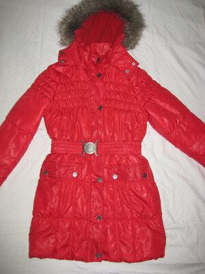 Куртка зимняя Next Англия на 11-12 лет на рост 146-152 см,Зимняя, куртка на утеплители и подкладка ф