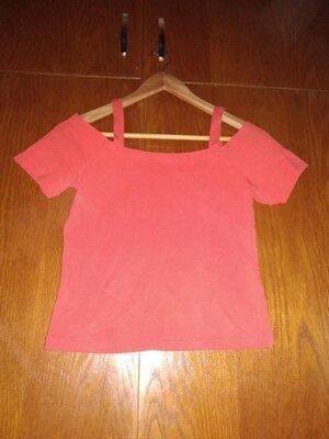 Женская летняя футболка, топ new look