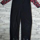 Кигуруми человечик слип пижама на флисе Primark
