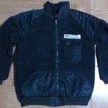 Куртка флиска толстовка шерпа wikland меховая куртка