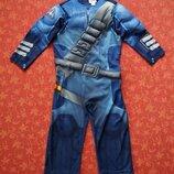 Продаю 3-4 года Карнавальный костюм спасатель Thunderbirds, George, б/у.