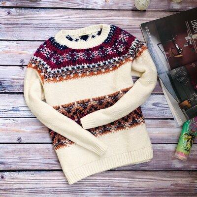 Модные свитер, George, новогодний