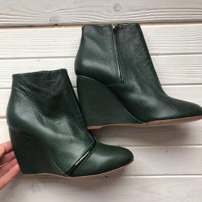 Новые дизайнерские ботинки Rupert Sanderson Англия pазмер 38-39