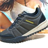 Термо кроссовки -Supo Waterproof коричневый 41р-46р