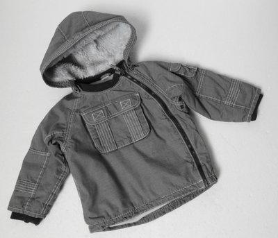 H&M. Куртка еврозима на флисе. 92 размер на 1,5-2 года